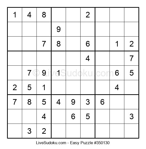 Beginners Puzzle #350130