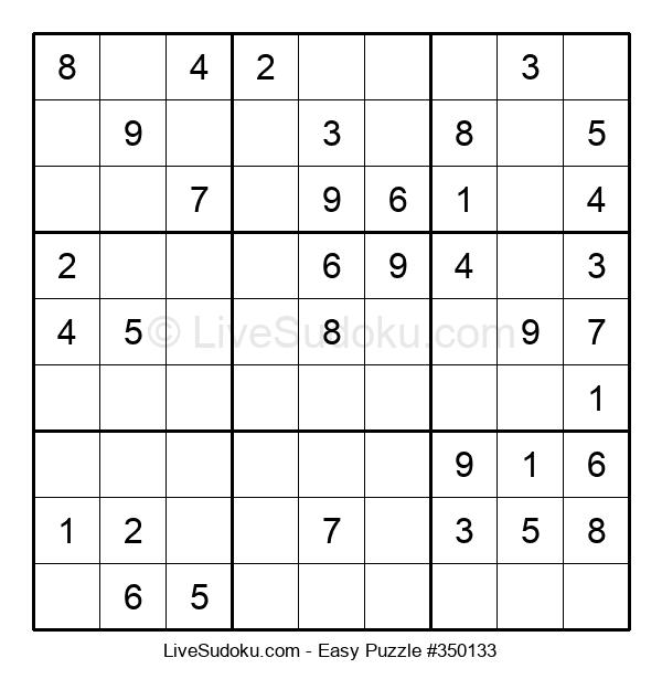 Beginners Puzzle #350133