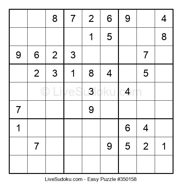 Beginners Puzzle #350158