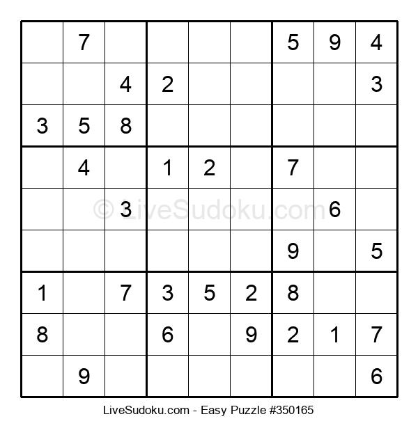 Beginners Puzzle #350165