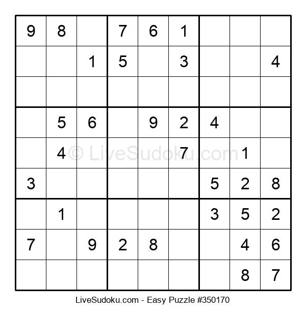 Beginners Puzzle #350170