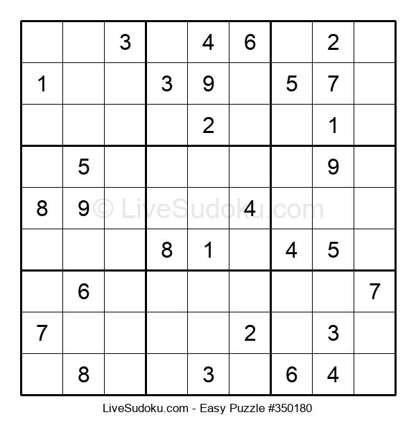 Beginners Puzzle #350180