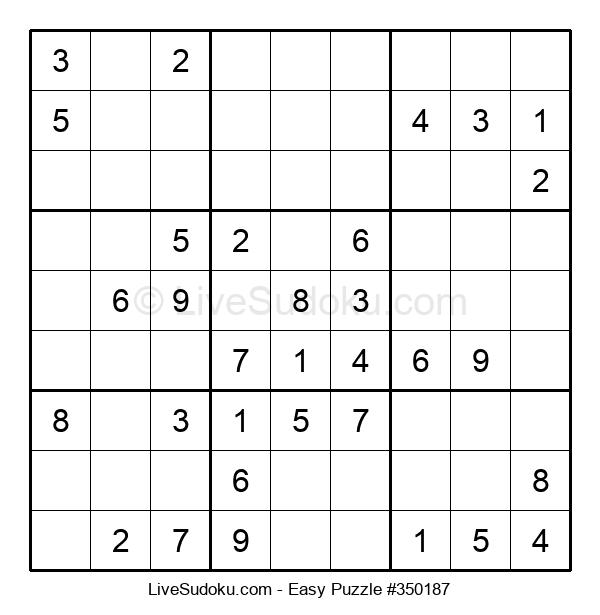 Beginners Puzzle #350187