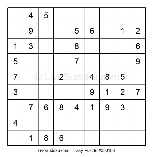 Beginners Puzzle #350188