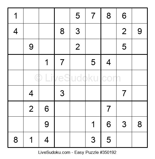 Beginners Puzzle #350192