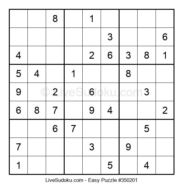 Beginners Puzzle #350201