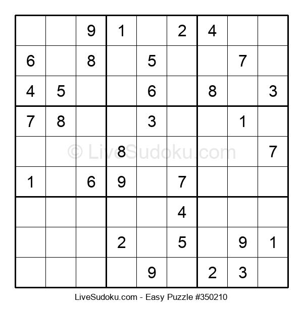 Beginners Puzzle #350210