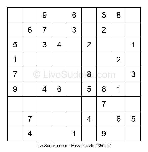Beginners Puzzle #350217