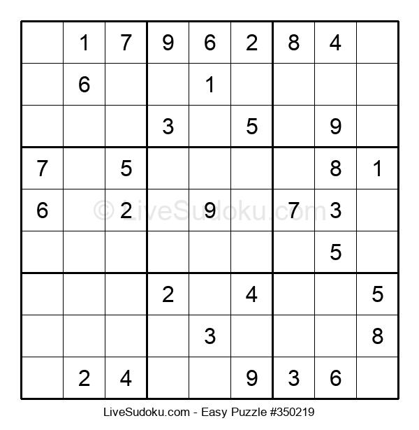 Beginners Puzzle #350219