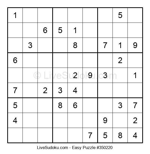 Beginners Puzzle #350220