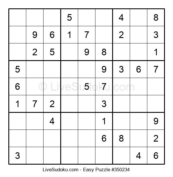 Beginners Puzzle #350234
