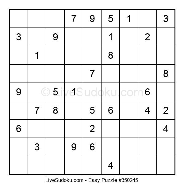 Beginners Puzzle #350245