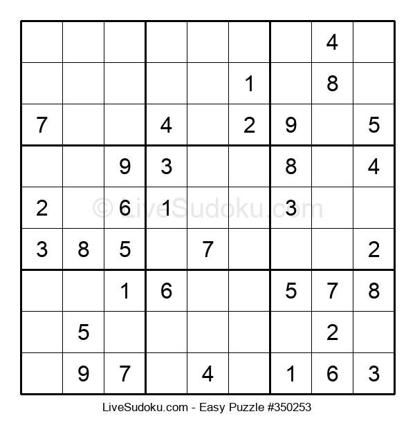 Beginners Puzzle #350253