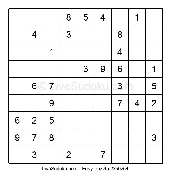 Beginners Puzzle #350254