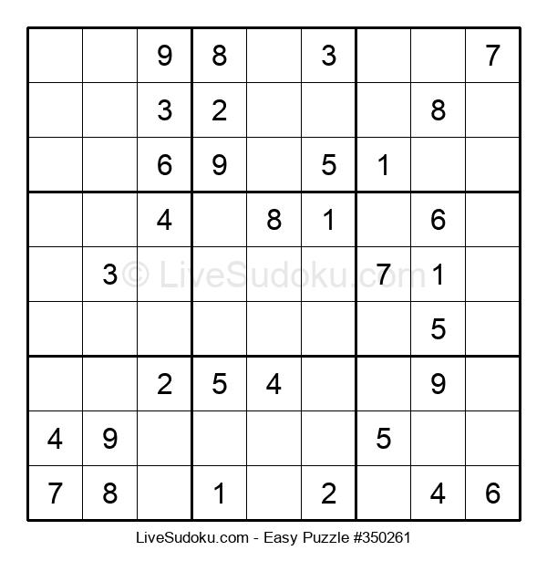 Beginners Puzzle #350261