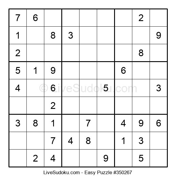 Beginners Puzzle #350267