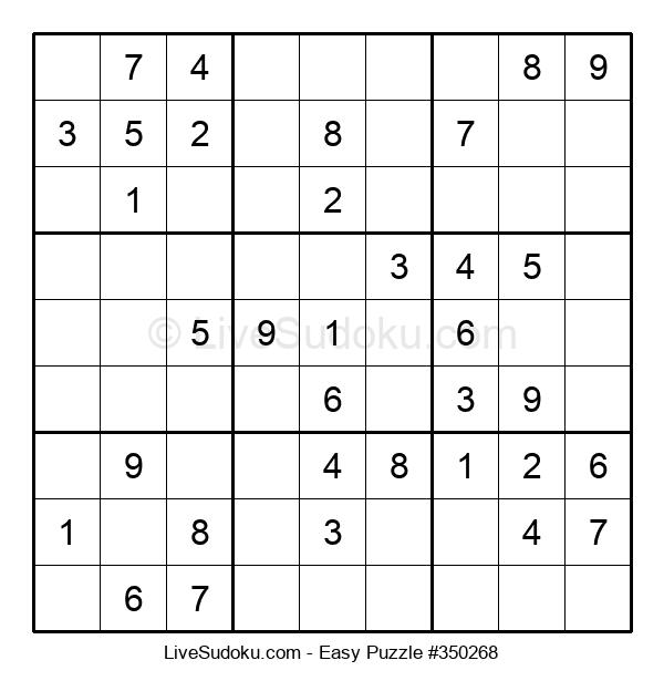 Beginners Puzzle #350268