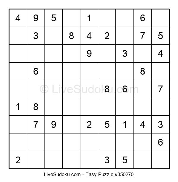 Beginners Puzzle #350270