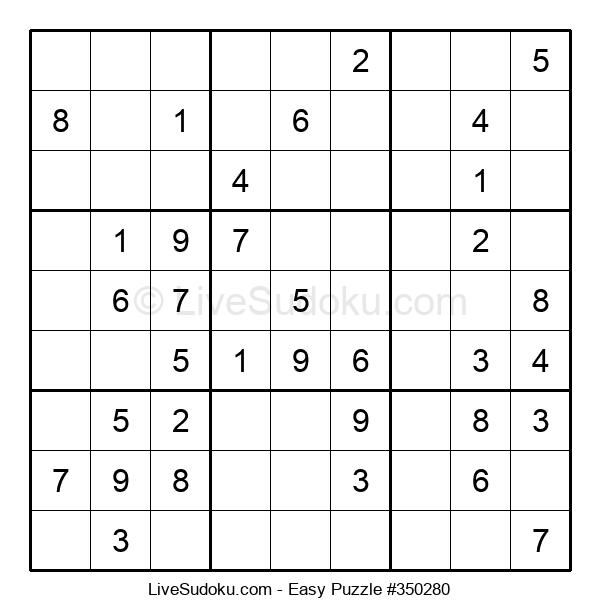 Beginners Puzzle #350280