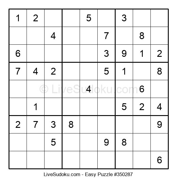 Beginners Puzzle #350287