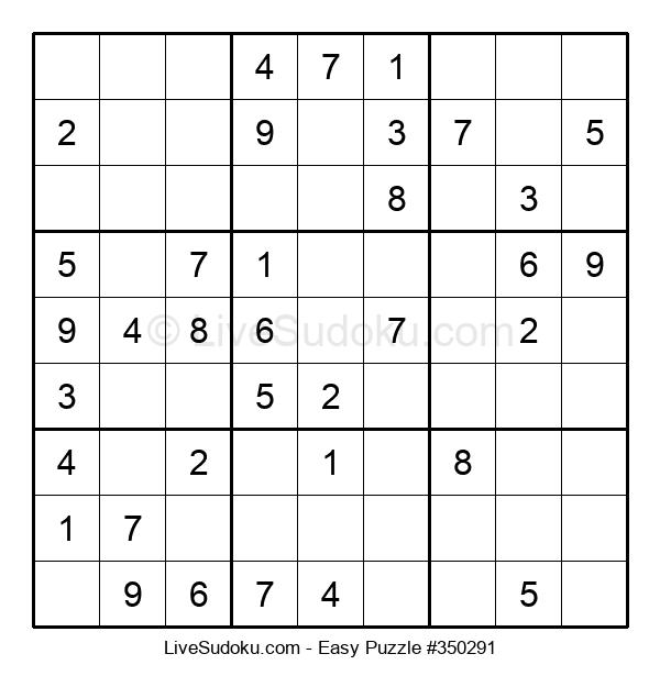 Beginners Puzzle #350291
