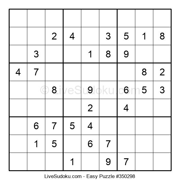 Beginners Puzzle #350298