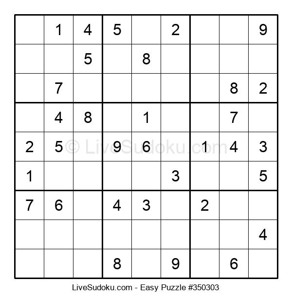 Beginners Puzzle #350303
