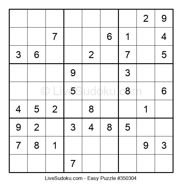 Beginners Puzzle #350304