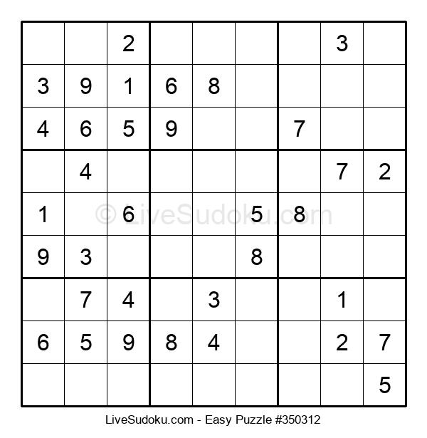 Beginners Puzzle #350312