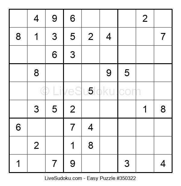 Beginners Puzzle #350322