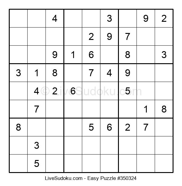 Beginners Puzzle #350324