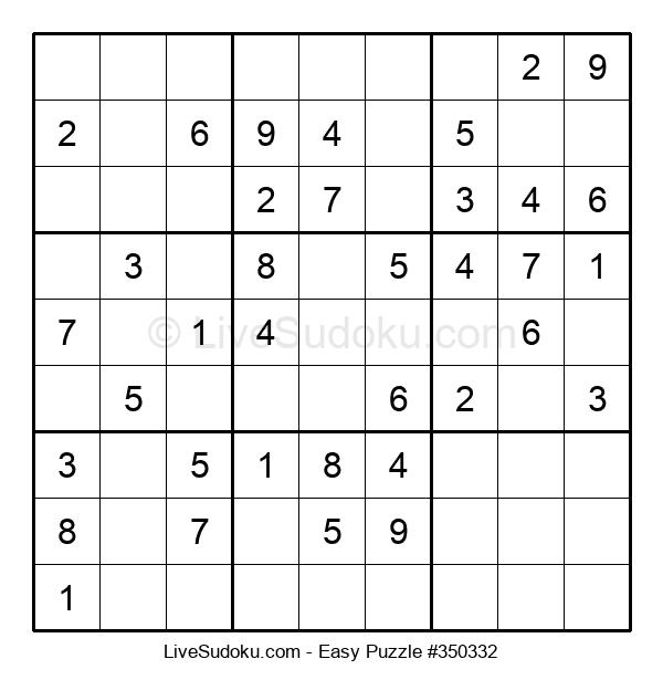 Beginners Puzzle #350332