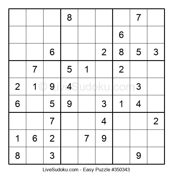 Beginners Puzzle #350343