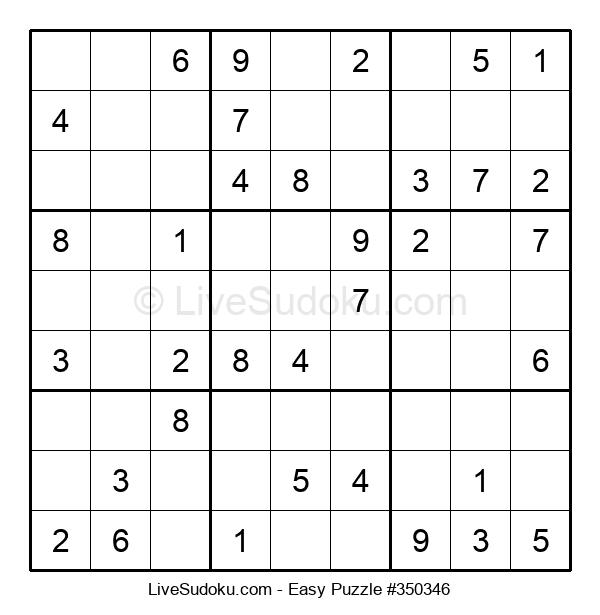 Beginners Puzzle #350346