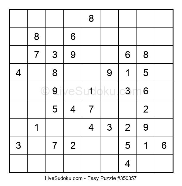 Beginners Puzzle #350357