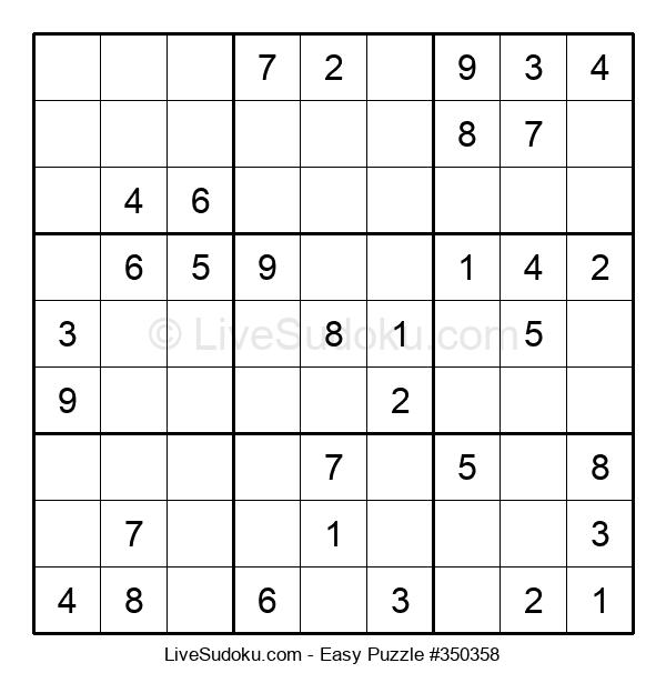 Beginners Puzzle #350358