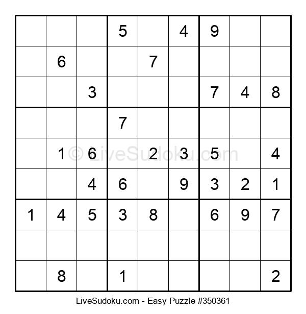Beginners Puzzle #350361