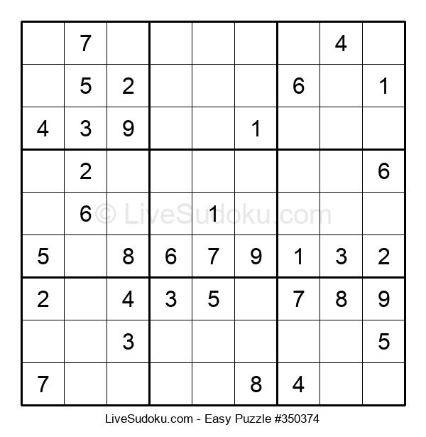 Beginners Puzzle #350374