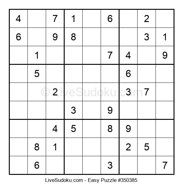 Beginners Puzzle #350385