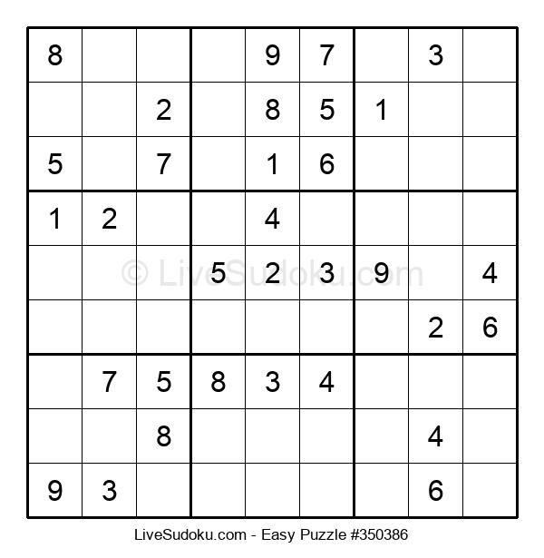 Beginners Puzzle #350386