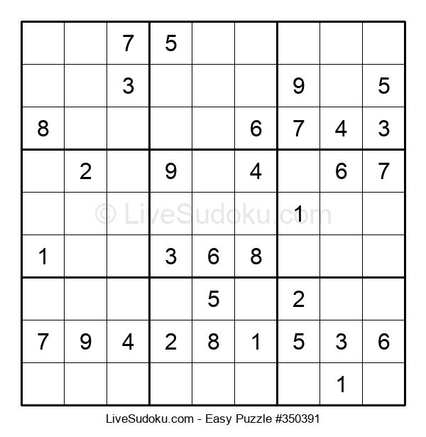 Beginners Puzzle #350391