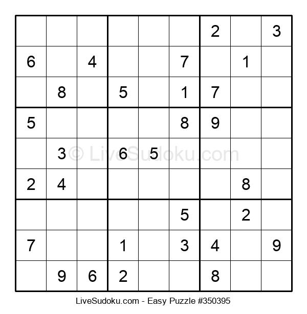 Beginners Puzzle #350395
