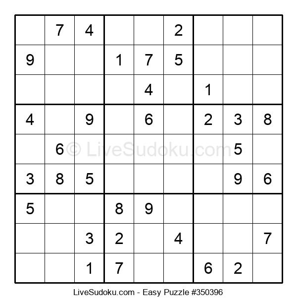 Beginners Puzzle #350396