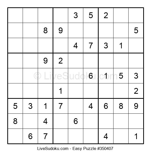 Beginners Puzzle #350407
