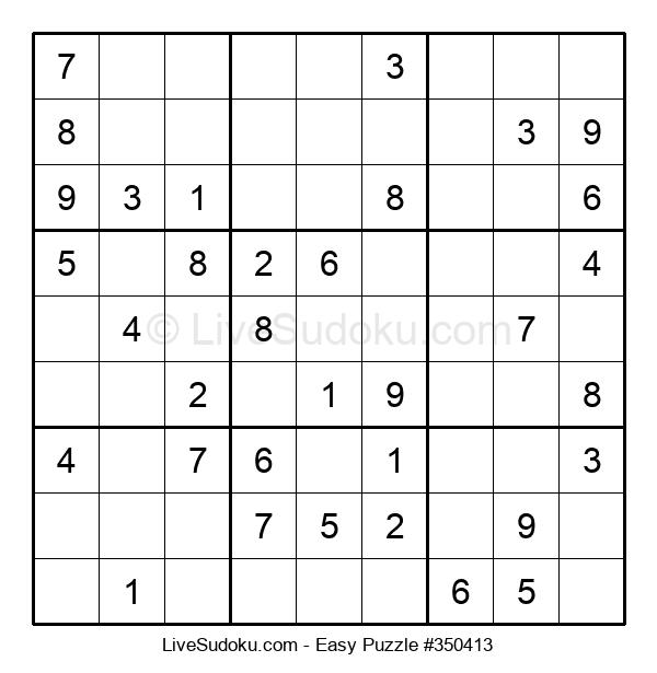 Beginners Puzzle #350413
