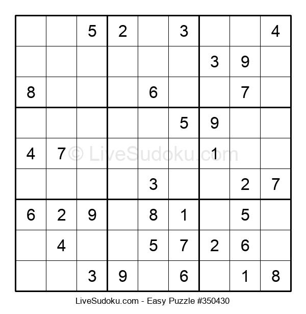 Beginners Puzzle #350430