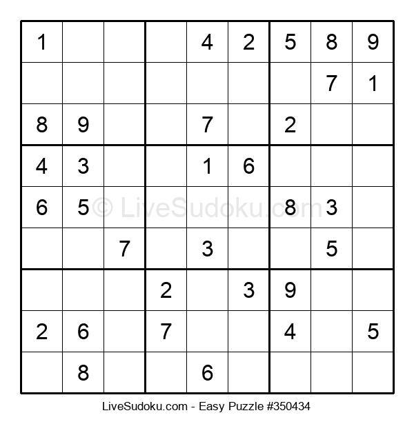 Beginners Puzzle #350434