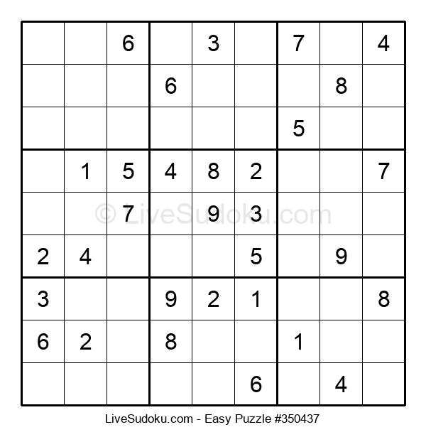 Beginners Puzzle #350437