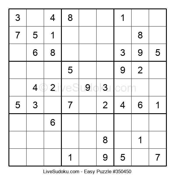 Beginners Puzzle #350450