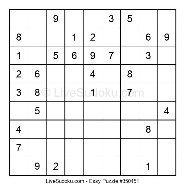 Beginners Puzzle #350451